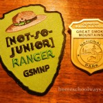 Jr and Not-So-Jr Ranger Badges