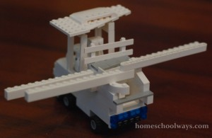 LEGO Mini Space Shuttle
