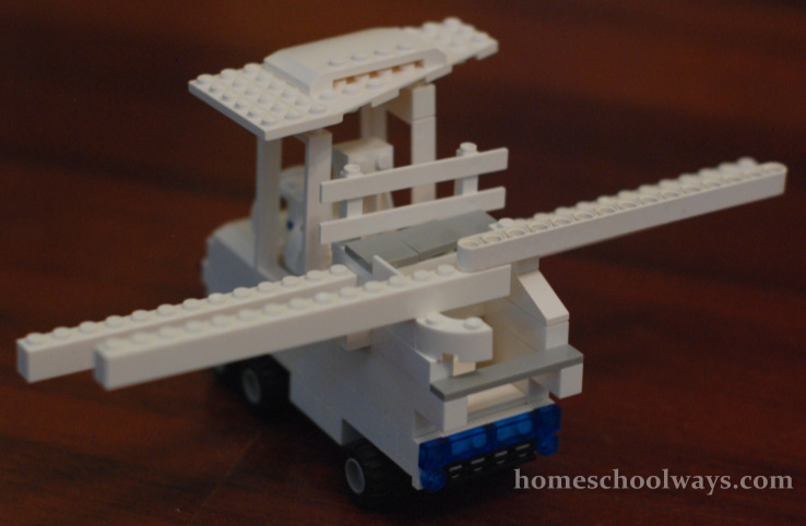 lego mini space shuttle instructions - photo #31