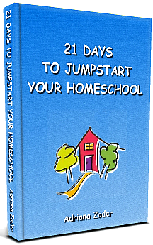 21 Days to Jumpstart Your Homeschool