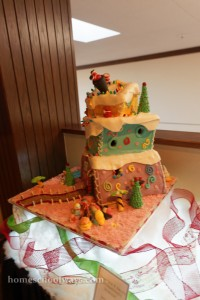 Gingerbread House, Grove Park Inn Exhibition