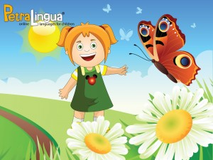 Petra Lingua online language learning for children
