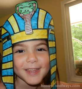Pharaoh's Headdress