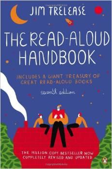 Read Aloud Handbook Cover