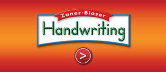 Zaner-Bloser Handwriting