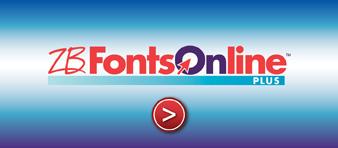 Zaner Bloser Fonts Online Plus