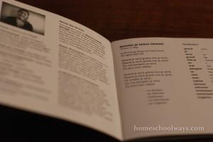 Allons Danser!  CD Booklet