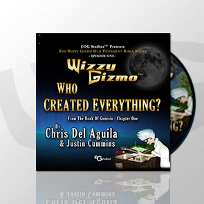Wizzy Gizmo Who Created Everything