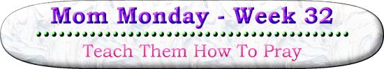 Mom Monday Devotional for Homeschooling Moms
