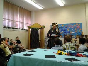 Joseph in Sabbath School