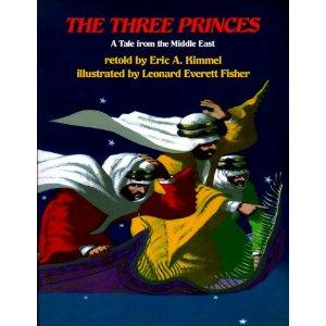 The Three Princes Cover