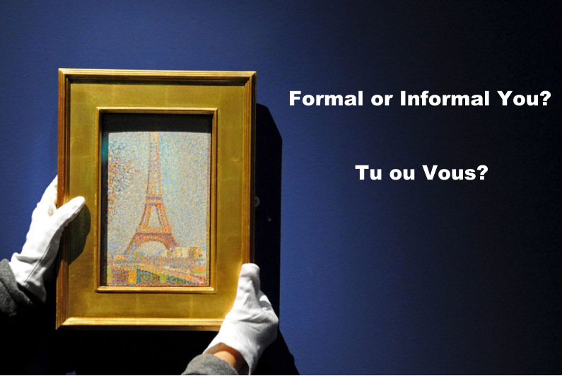 tu ou vous - french friday