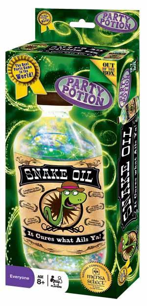 Snake Oil Party Potion
