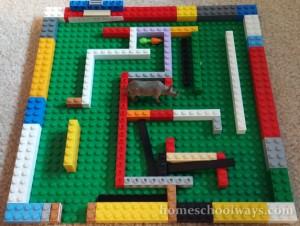 LEGO Maze and Minotaur
