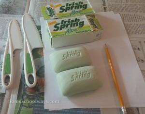 Soap Bar Sculpture Supplies