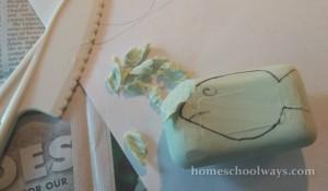 Soap Fish Carving