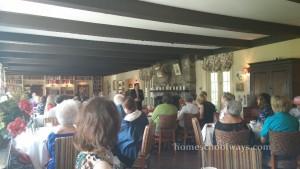 Buckhorn Inn Afternoon Tea with a Real English Butler