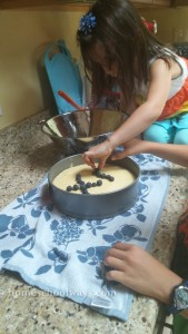Constantine's Shield Cheesecake