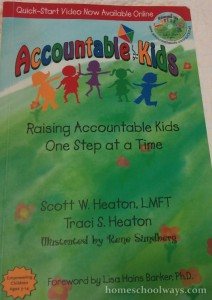 Accountable Kids Book