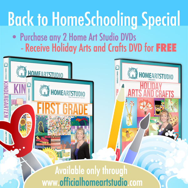 Home Art Studio Coupon