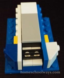 LEGO Space Battle Cruiser