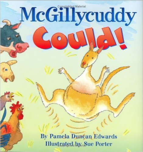 McGillycuddy Could!