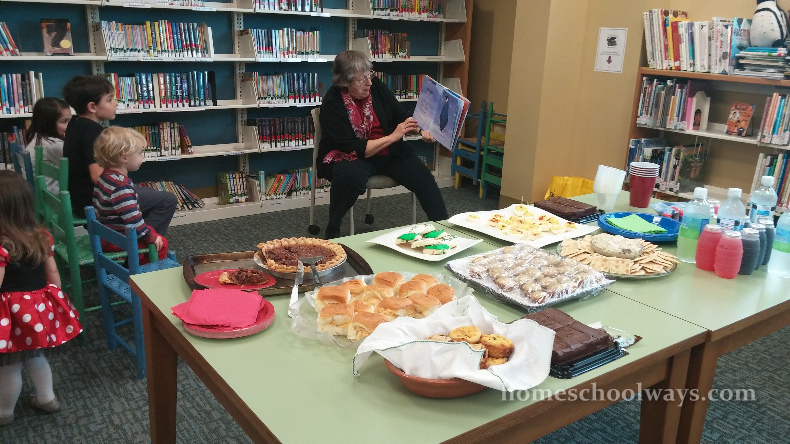 Anna Porter Public Library Story Time