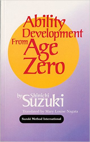 Suzuki Method principles for parents