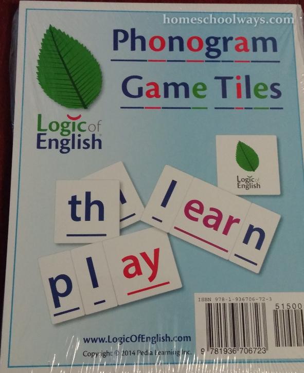 Phonogram Tiles