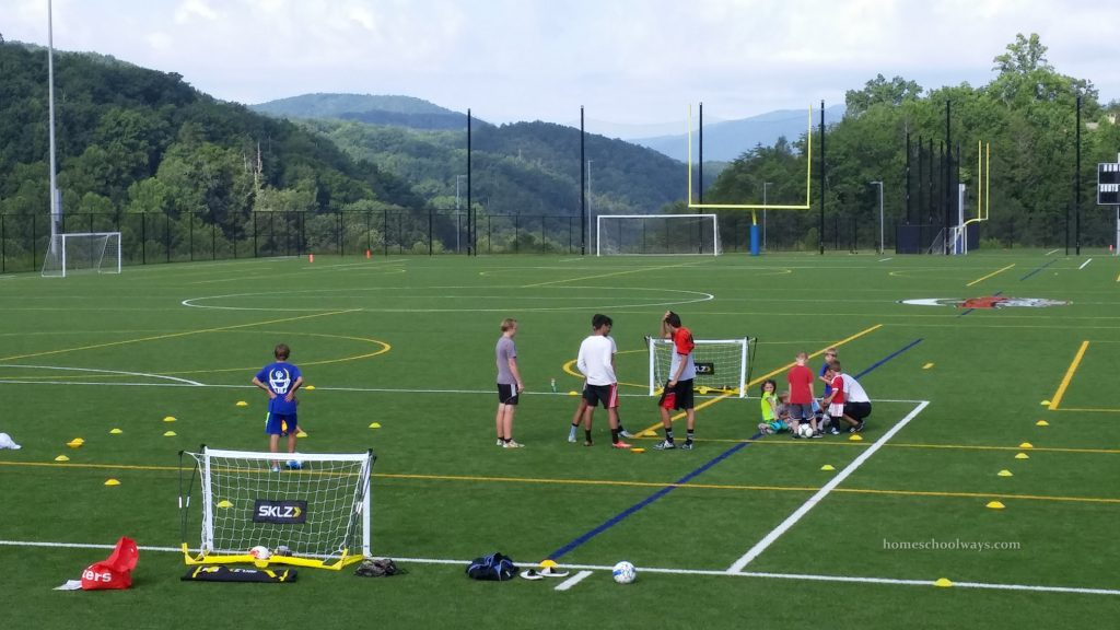 Soccer Camp for young children