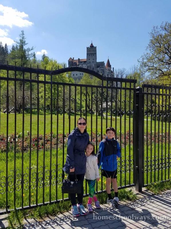 Dracula's Castle Bran Castle