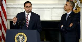 Education Secretary John King and President Obama