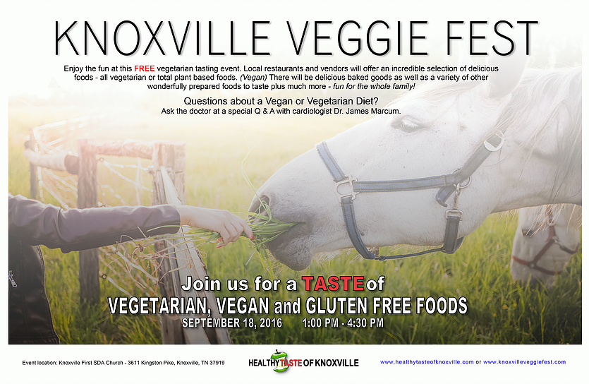 Knoxville Veggie Fest