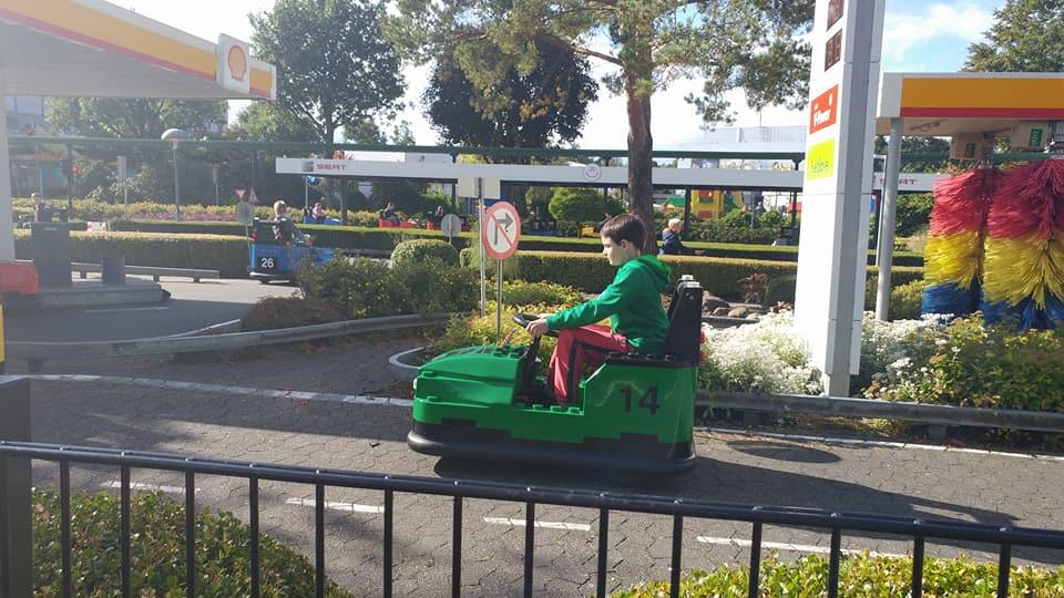 Legoland Billund Driver's License Course