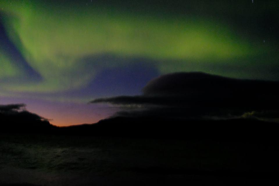 Aurora Borealis Sweden