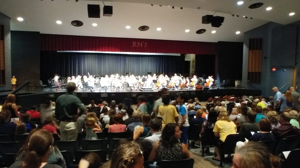 Prelude Orchestra - String Camp 2018