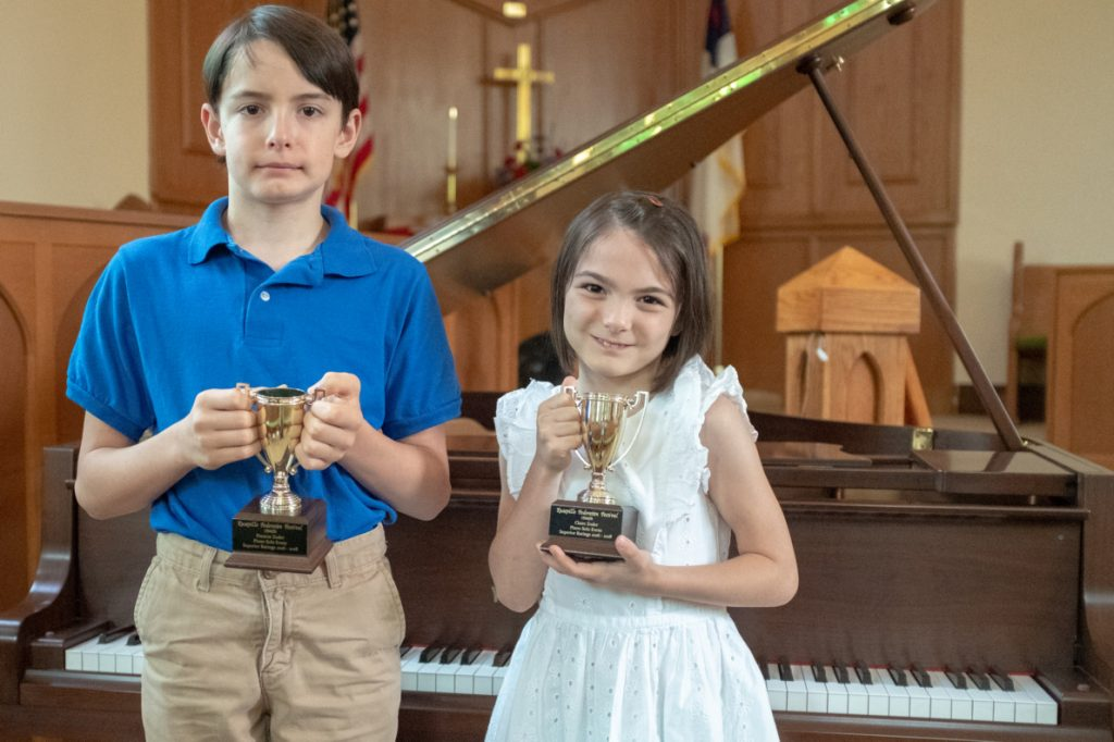 May 2018 Piano Recital