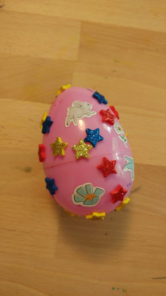 My daughter's Faberge egg