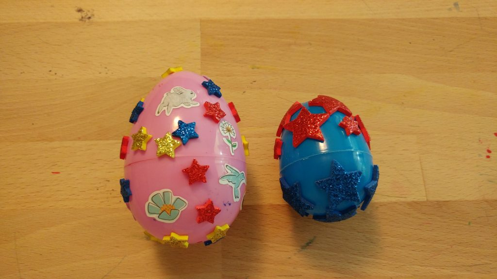 Faberge eggs - crafts