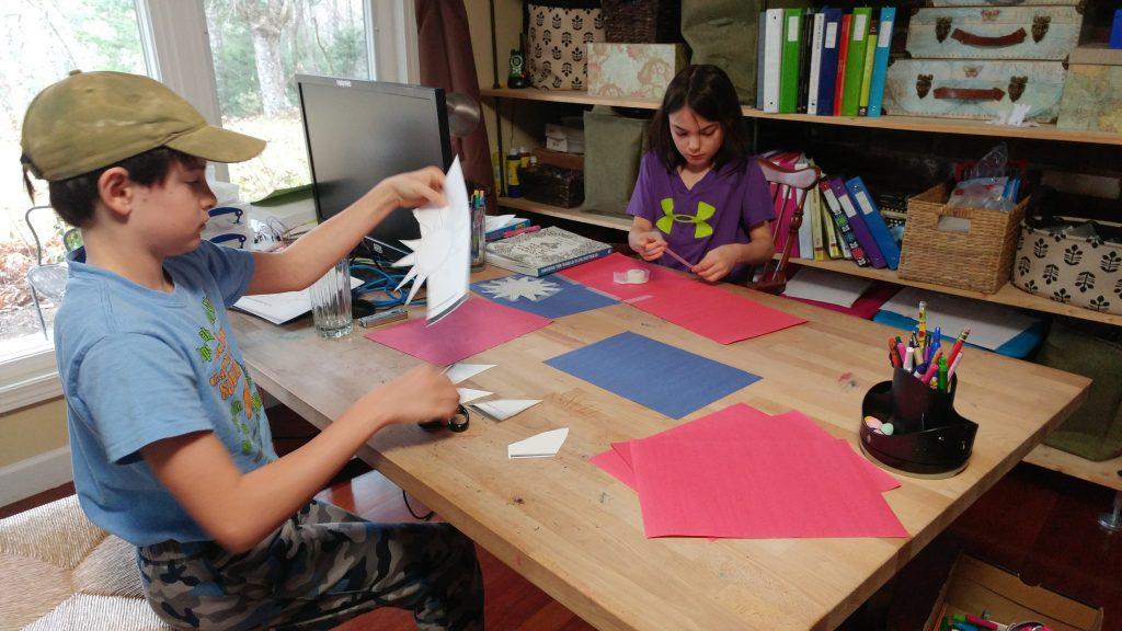 Taiwanese Flag Craft