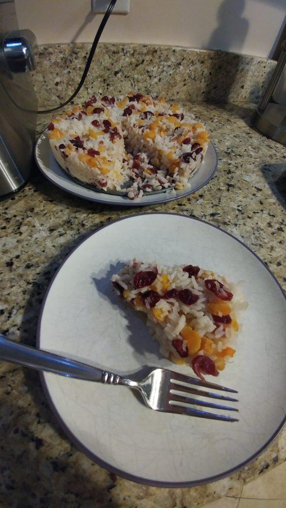 Tet Festival Cake
