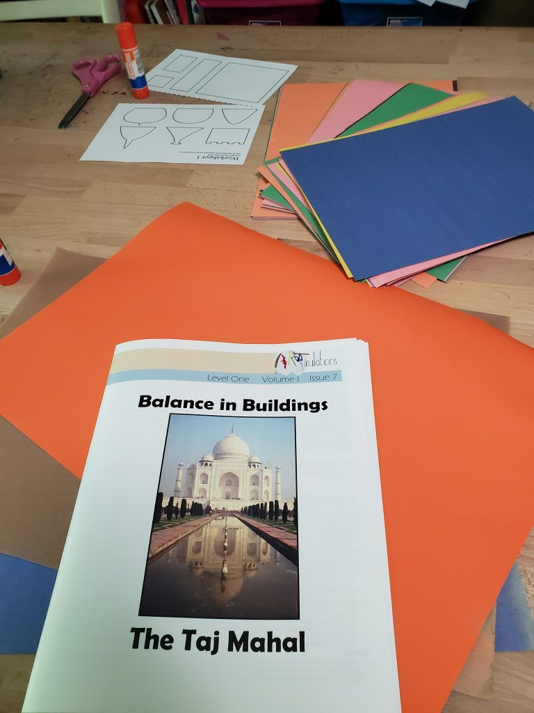 Balance in Buildings Lesson