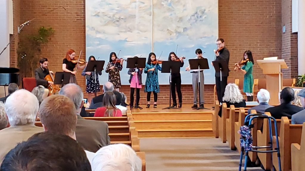 Knoxville First String Ensemble