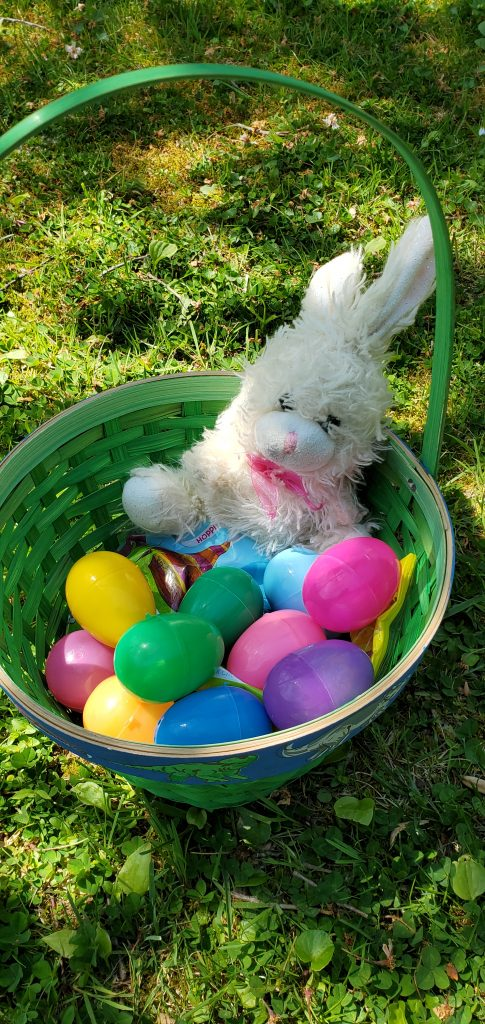 Easter Bunny, an essential worker