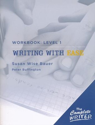Writing with Ease, level 1